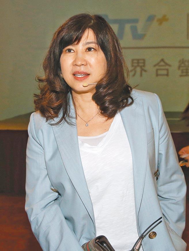 台數科董事長廖紫岑,捲入徐永明家中的310萬元疑雲。(本報資料照片)