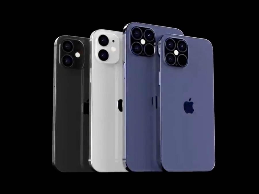 外媒網站引述配件商的說法指出,iPhone 12系列名稱跟過往傳聞的大有不同。(摘自iPhoneSoft網站)