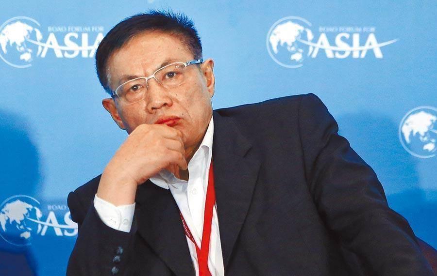 北京市华远集团前党委副书记、董事长任志强。(中新社)