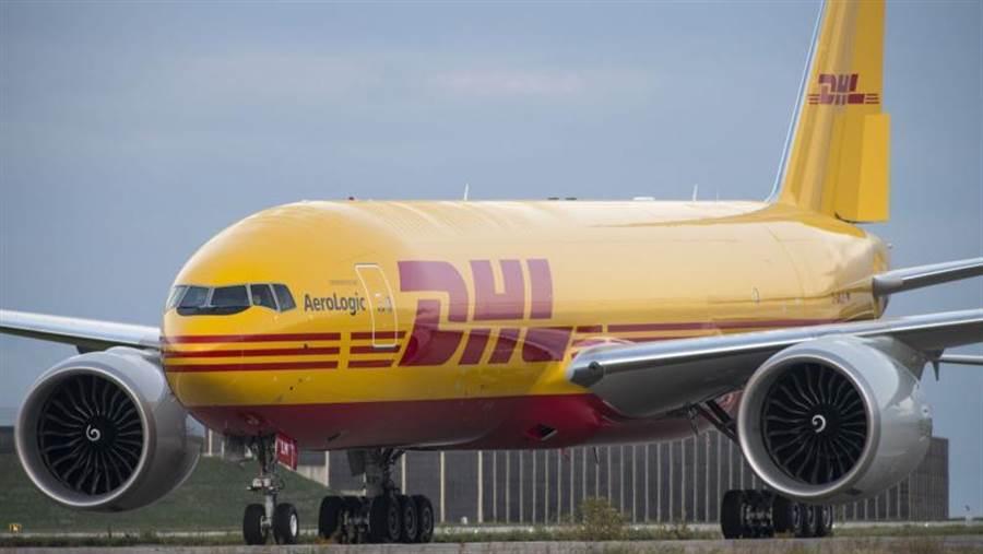 2021年1月1日DHL調漲價格,台灣平均漲4.9%。圖/DHL提供
