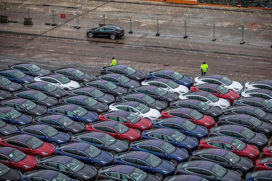 特斯拉成為美國第二季出口車輛領導品牌:每三台就有一台是 TESLA!