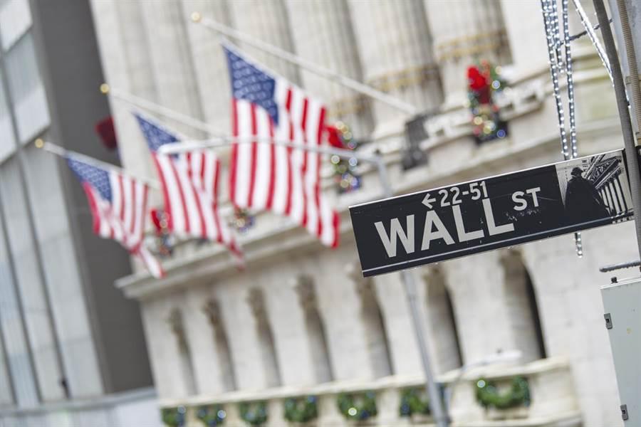 分析師看空美股。美聯社資料照片