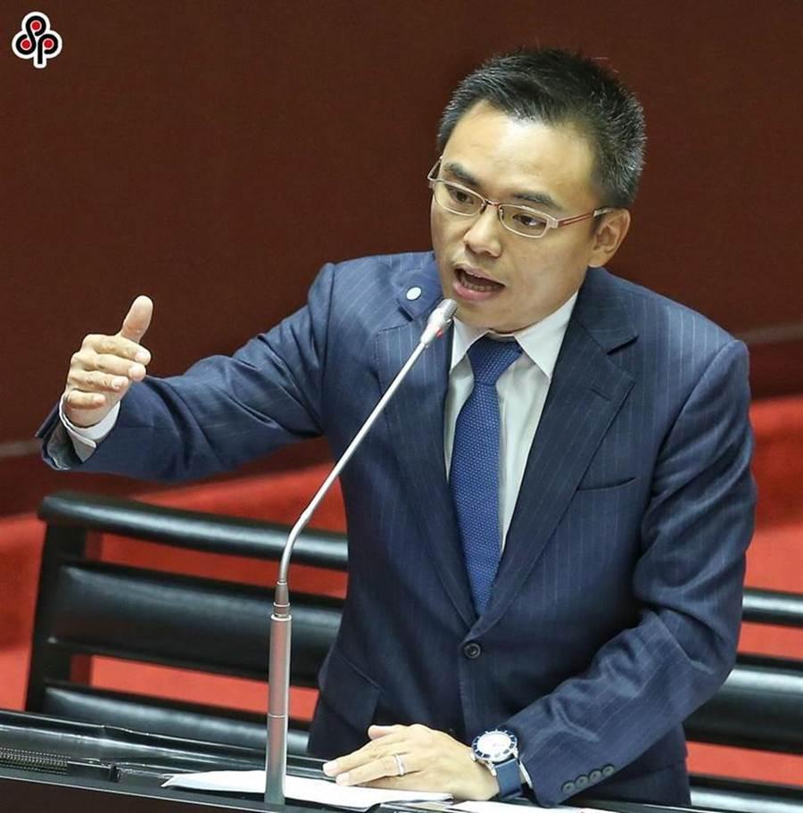 立委洪孟楷。(圖/本報系資料照)