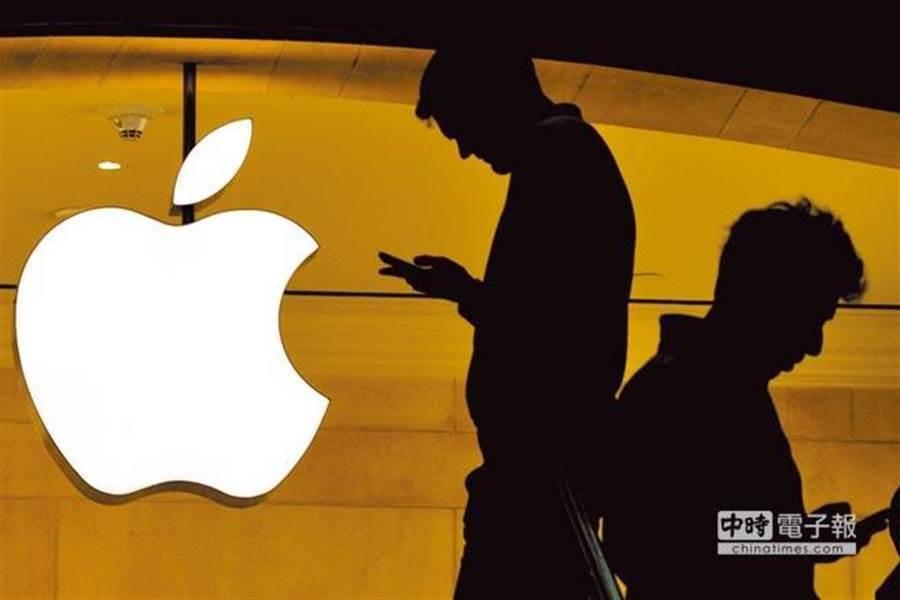 美股在經過9月以來一波波的下跌後,華爾街狂人點名搶進Apple等4大科技股正是時候。(新華社)