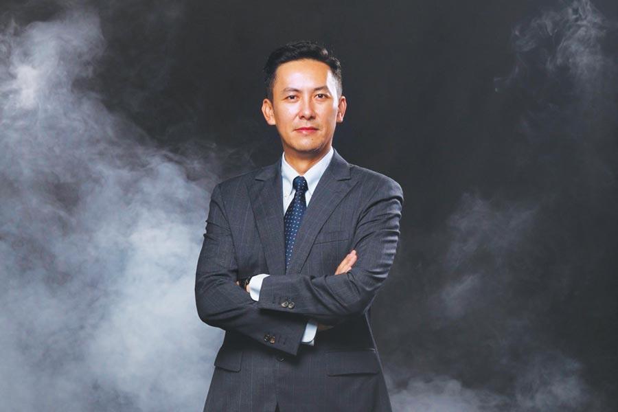 三木工程(國升營造)總經理陳敬棋。圖/三木工程提供