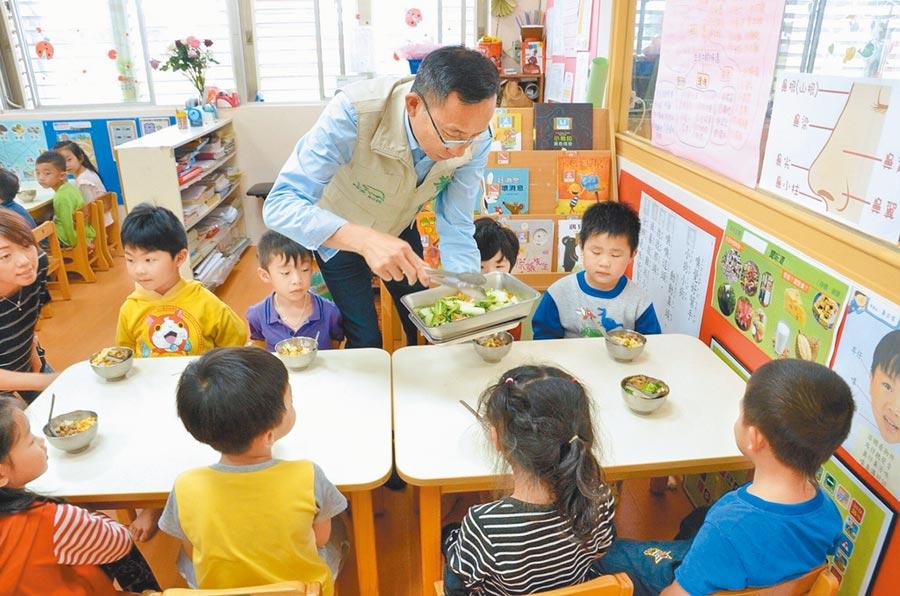 董氏基金會昨天提3大疑慮,強調台灣和西方飲食文化大不同,若不能把關,幼兒園將成食安漏洞。(本報資料照片)
