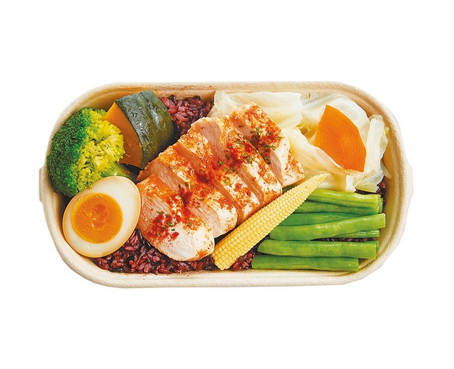 王品集團Sufood嫩煎雞肉便當,170元。(7-11提供)
