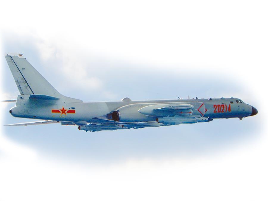 9月18日,美國國務院次卿柯拉克正訪問台灣,國防部證實解放軍出動戰機侵入台灣西南、西部、北部及西北空域。(國防部提供)
