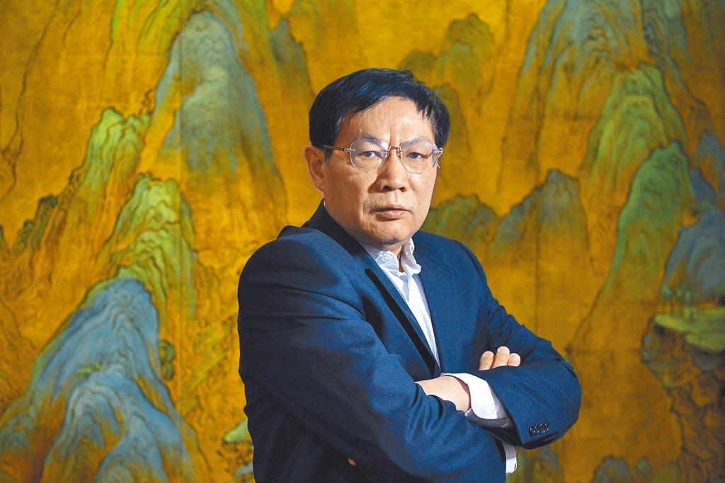 北京地產商,紅二代任志強。(美聯社)