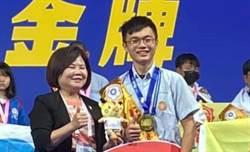 全國技能競賽》基隆武崙國中奪冠、正濱國中收下季軍