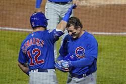 MLB》費城人落敗 小熊重返季後賽