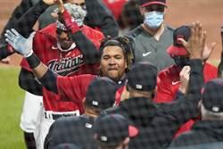 MLB》拉米瑞茲再見轟 印地安人晉級季後賽