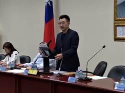 江啟臣譴責共軍演訓  籲兩岸當局儘速對話