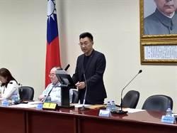 江啟臣呼籲關心食安者 一起反對含瘦肉精美豬來台
