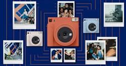 自拍成癮者新選擇 Fujifilm 帶來新款文青感拍立得「instax Square SQ1」