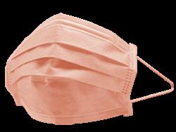 櫻花粉輸了!徵用前絕美新色「蜜光橘」口罩24日開搶