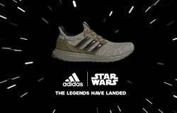 釋放原力!adidas打造聯名Ultraboost致敬星戰