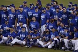 MLB》道奇國聯西區8連霸 史上第3長