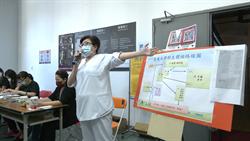 台東大學新鮮人初健檢 高喊「想減少熬夜」