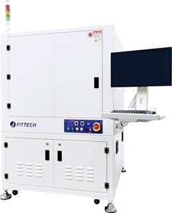 惠特雷射刻印 打入半導體供應鏈