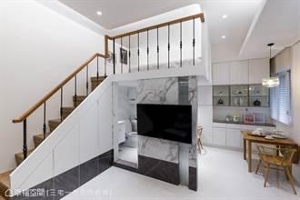 《人氣排行TOP10》小坪數空間放大術 讓你家好窄變好宅!