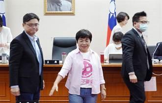 立法院經濟委員會召委選舉 賴瑞隆、楊瓊瓔當選