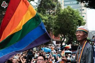 祁家威獲選times百大影響人物  盼跨國同婚盡速合法