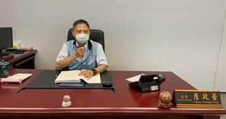 法務部長致電盧秀燕釋善意 政風處長:感謝大家 按照正常程序