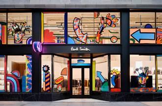 知名藝術家John Booth操刀打造英國設計師品牌洛杉磯店