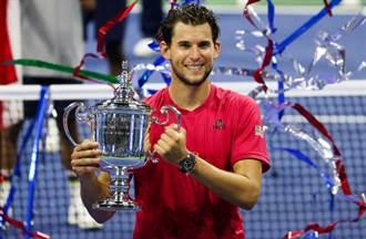 瑞士名錶大使多米尼克提姆登美國網球公開賽男單冠軍 喜獲第一個大滿貫