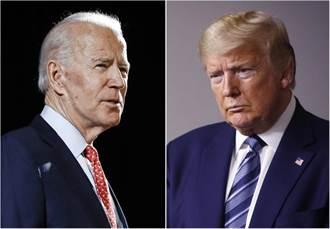 2020美大選》川普拜登面對面較量 首場辯論三大議題曝光了