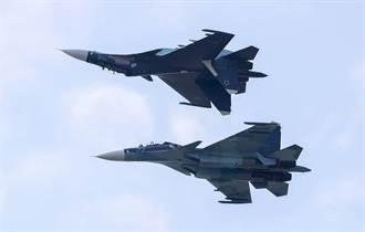 俄羅斯軍演烏龍: Su-35誤擊Su-30