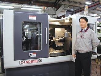 利高CNC車床 零件加工廠青睞