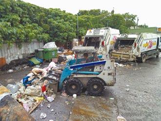 台北檢舉廢棄物獎金 1年上限領30萬