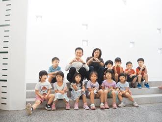 幼兒園舍留白多 師生成空間主角