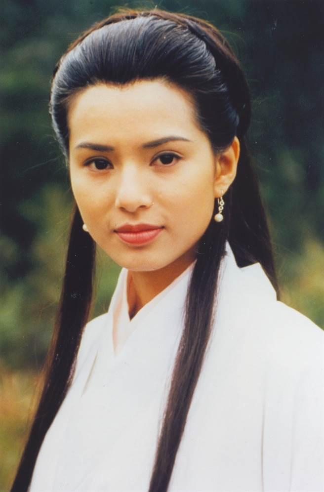 李若桐過去被封最美小龍女。(圖/中時資料照片)