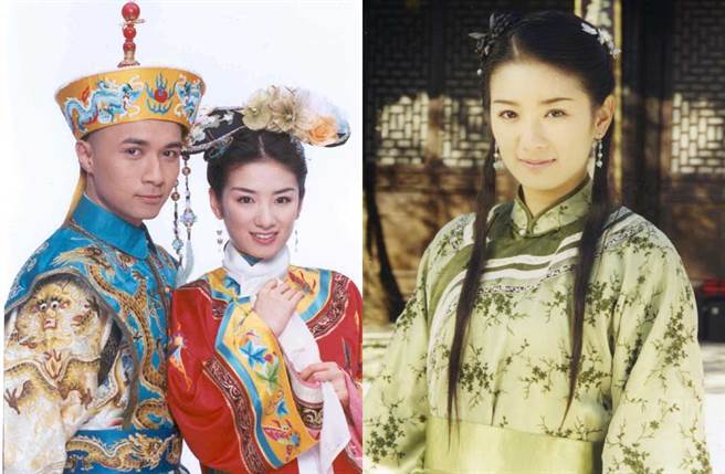 黃奕接演第二代小燕子,被公認是「趙薇接班人」。(資料照片)