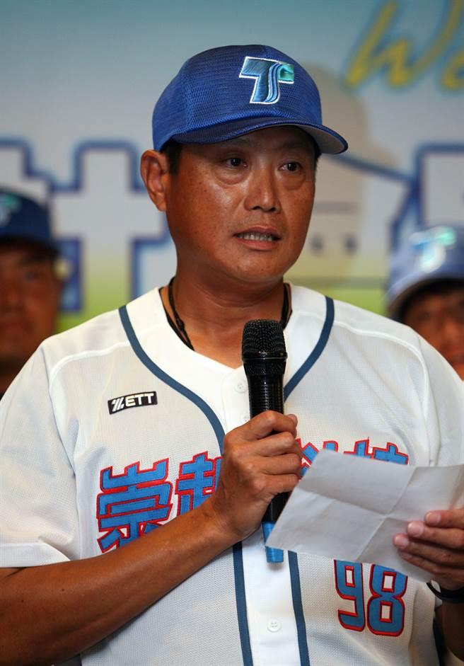 吳思賢獲選訓委員青睞,接下亞錦賽及U23中華隊總教練一職。(資料照/陳怡誠攝)