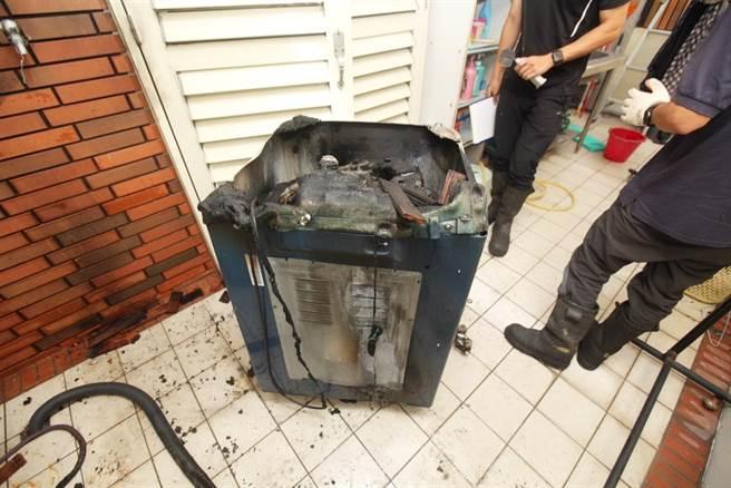 消防局呼籲,適時汰換家電,並定期更換室內電源配線。(花蓮消防局提供/羅亦晽花蓮傳真)