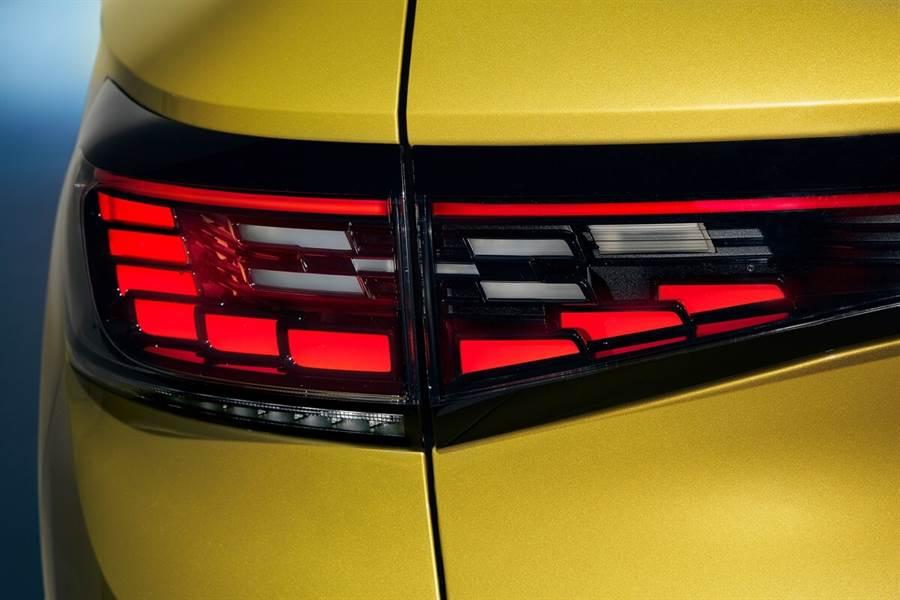Volkswagen發佈ID.4燈光設計的細節