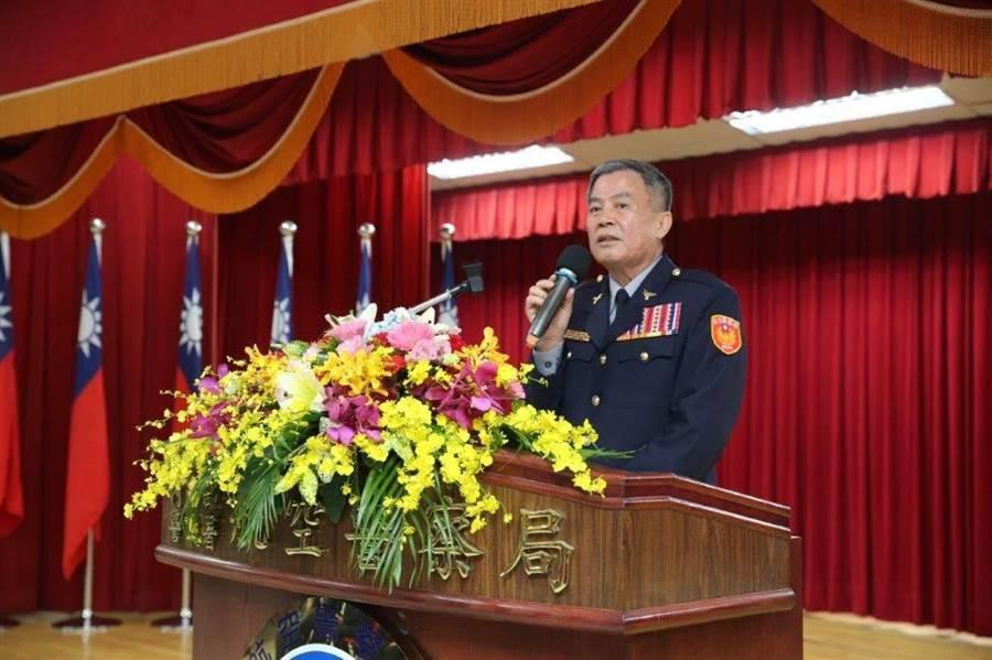 航空警察局局長黃嘉祿陞任警政署副署長