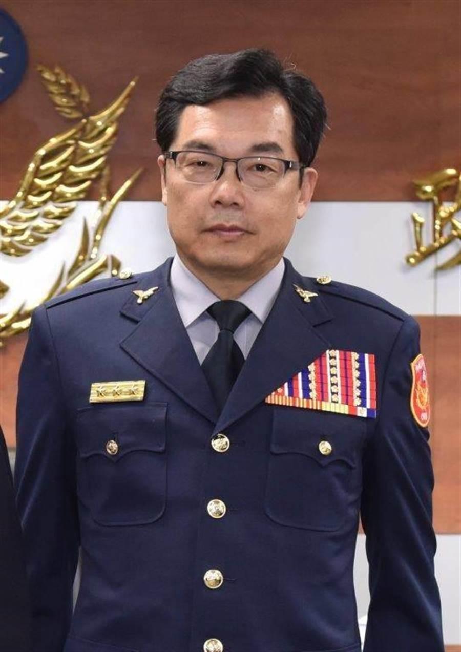警政署主任秘書林順家調任航空警察局局長