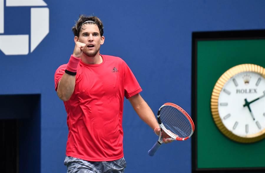 瑞士名錶大使多米尼克提姆登美國網球公開賽男單冠軍 喜獲第一個大滿貫(圖/品牌提供)