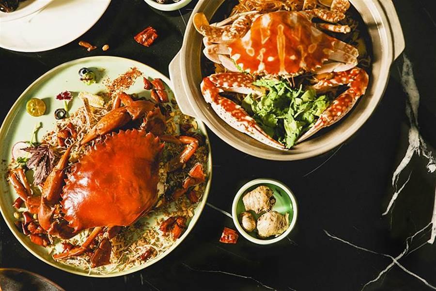 和逸搶攻餐飲商機 美饌蟳宴端上桌 - 旅遊