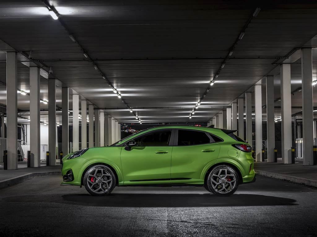 小跑車之魂總算回歸,Ford Puma ST 三缸1.5L EcoBoost上身性能更嗆辣!