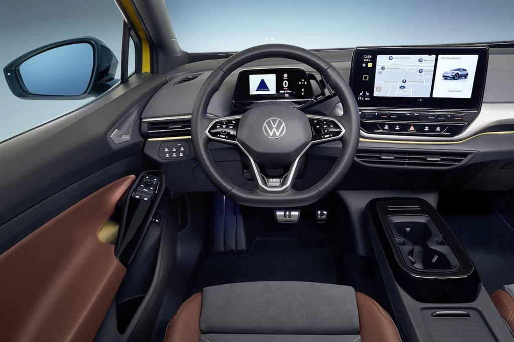 ID 家族第二號世界戰略車,Volkswagen ID.4 純電 SUV 正式亮相!