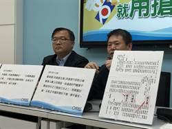 藍委批綠擬以「多數暴力」染指公視   質疑:胡元輝不用利益迴避?