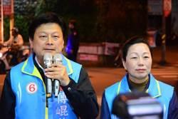 為傅崐萁站台 徐榛蔚遭國民黨停權1年半 林有志被撤銷黨籍
