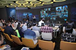 全台首創線上VR留學展 打破台英兩地距離時差