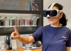 中華電信祭出5G饗宴 VR直播電視金鐘獎這兒可體驗